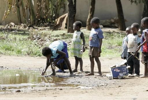 Le choléra au Zimbabwe a fait 389 morts, selon un dernier... (Photo: Reuters)
