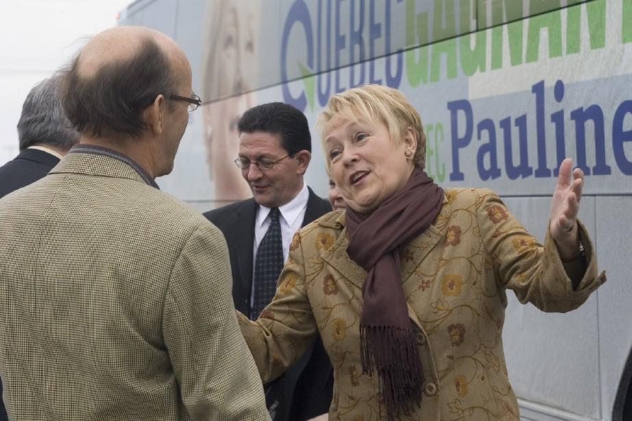 Les fusions municipales ont provoqué un «bris de... (Photo La Presse Canadienne)