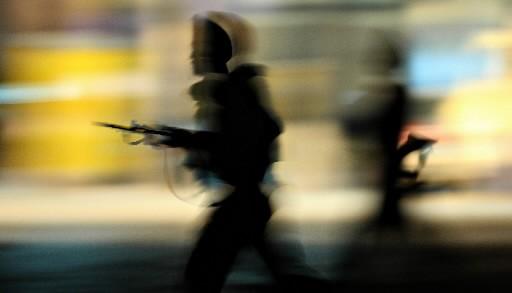 Des soldats indiens... (Photo: AFP)