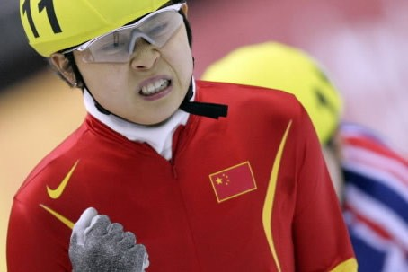 Meng  Wang... (Photo: AFP)