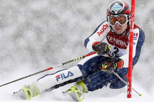 Denise Karbon... (Photo: Reuters)