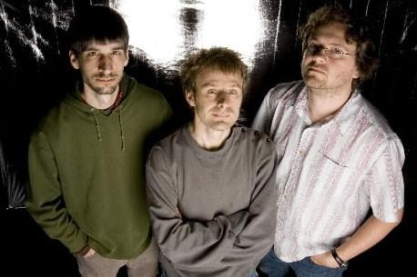 Sébastien Trahan, Nicolas Dickner et Bernard Wright-Laflamme, trois... (Photo: Alain Roberge, La Presse)