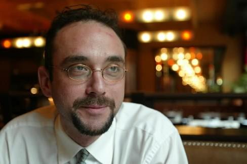 Le maire d'Huntingdon, Stéphane Gendron.... (Photo: André Tremblay, Archives La Presse)