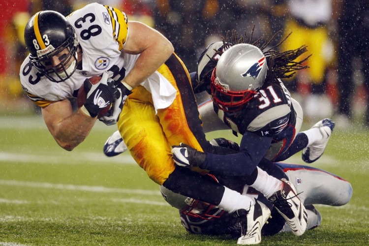 Les Steelers de Pittsburgh ont démontré pourquoi ils avaient... (Photo: Reuters)