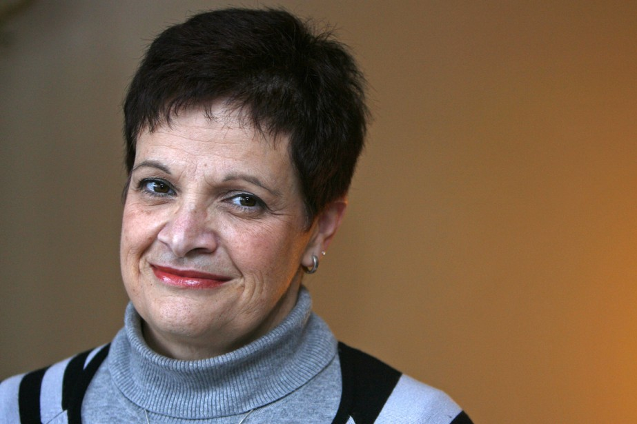 Lucie Chainey... (Photo: Robert Mailloux, La Presse)