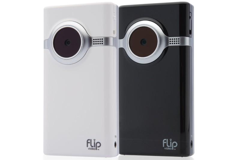 Le caméscope Flip Video Ultra de Pure Digital...
