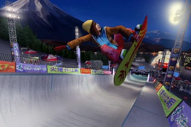 Le jeu Shaun White Snowboarding: Road Trip... (IGN.com)