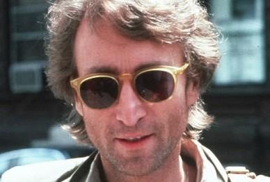 Le chanteur John Lennon à New York.... (Photothèque Le Soleil)