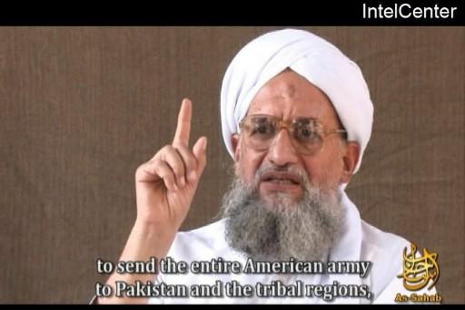Ayman al-Zawahiri... (Photo: AP)