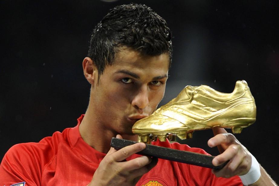 Cristiano Ronaldo... (Photo: Reuters)