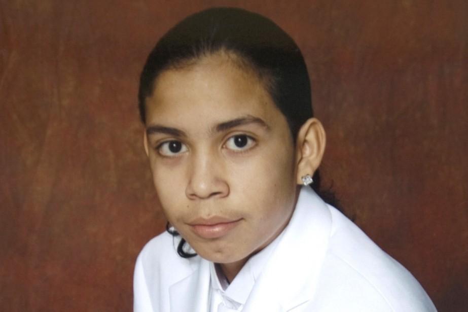 Le jeune Fredy Villanueva, 18 ans, a été... (Photo : La Presse)