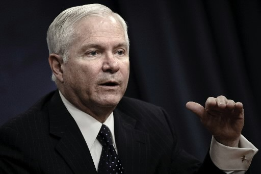 Robert Gates... (Photo: Bloomberg)