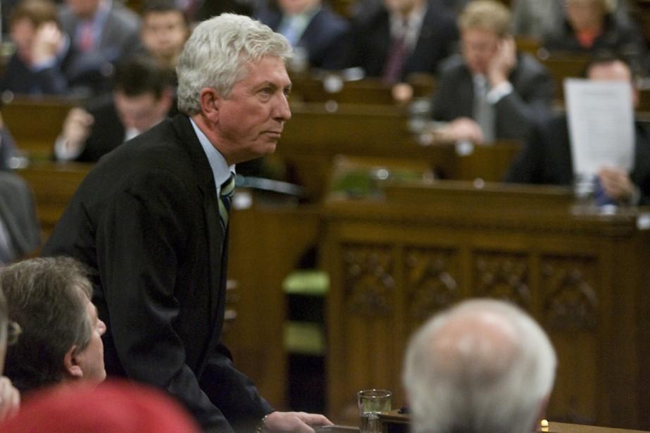 Le chef du Bloc, Gilles Duceppe, estime que... (Photo La Presse Canadienne)