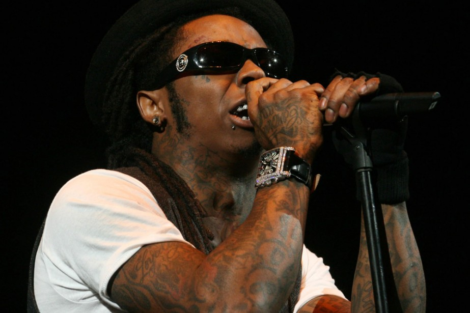 Lil Wayne... (Photo: AP)