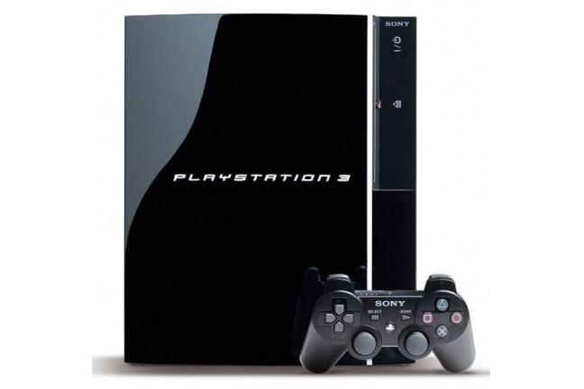 La console PS3 de Sony...