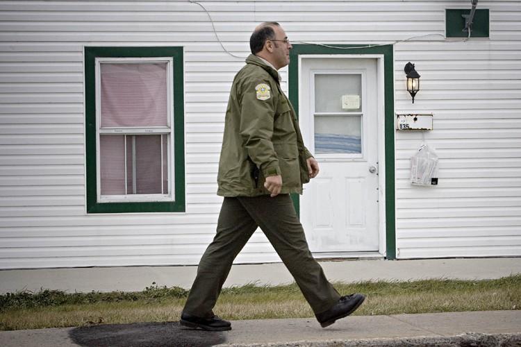 L'octogénaire habitait son appartement depuis juin dernier, au... (Photo: Patrick Sanfaçon, La Presse)