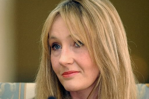 J.K. Rowling... (Photo: AP)