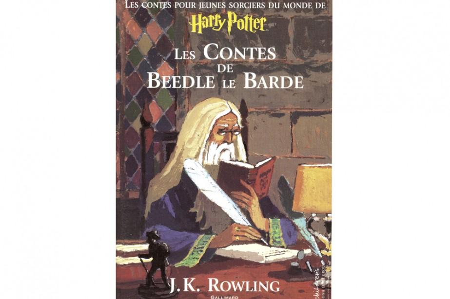 C'est aujourd'hui la sortie mondiale des Contes de Beedle le barde de J.K....