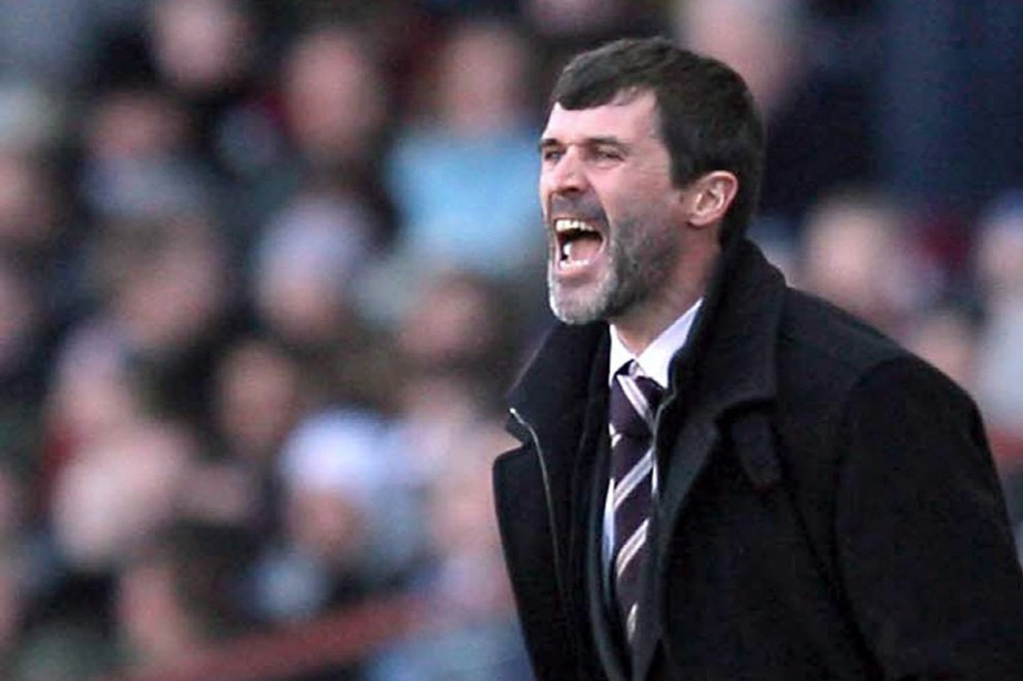 Roy Keane... (Photo: AFP)
