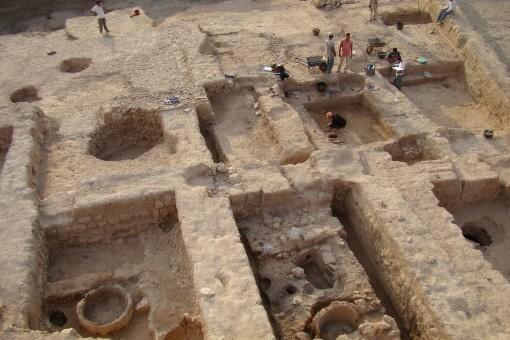 Une équipe d'archéologues italo-syrienne a mis au jour... (Photo: AFP)