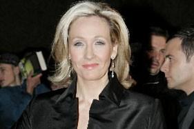 JK Rowling... (Photo: AFP)