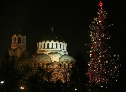 Sofia, capitale de la Bulgarie.... (Photo: AP)