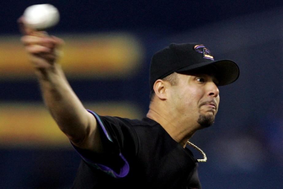 Javier Vazquez... (Photo: Archives AP)