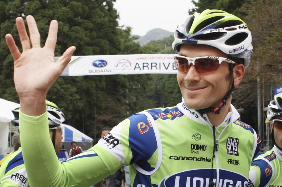 Ivan Basso... (Photo: AFP)
