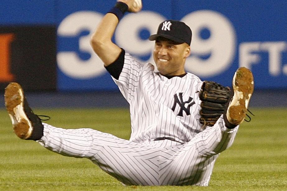 Derek Jeter... (Photo: AP)