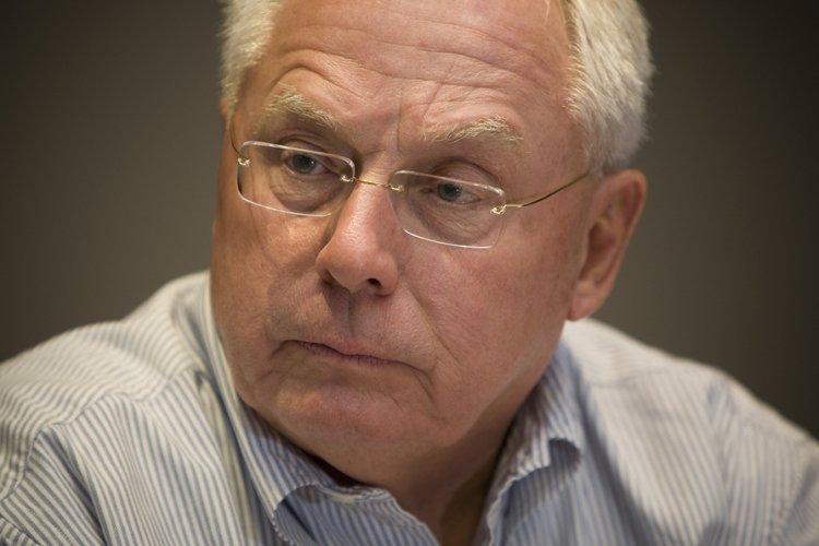 Le propriétaire du Canadien de Montréal, George Gillett... (Photo: André Pichette, La Presse)
