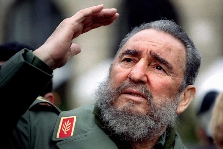 Fidel Castro... (Photo: Reuters)