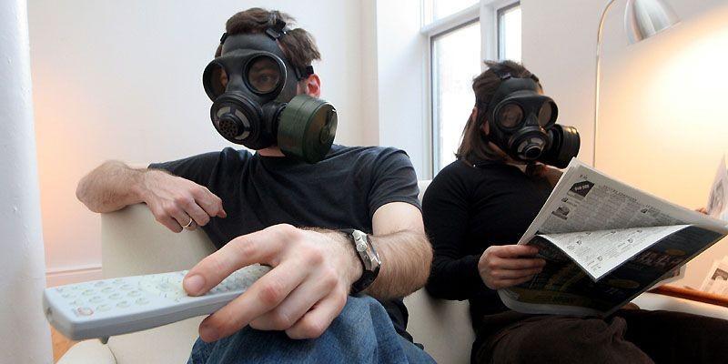 Le radon, gaz radioactif qui émane de la... (Photo Jocelyn Bernier, Le Soleil)