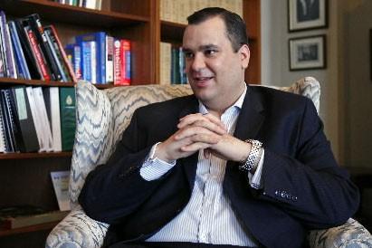 Le ministre du Patrimoine James Moore... (Photo: Robert Mailloux, La Presse)