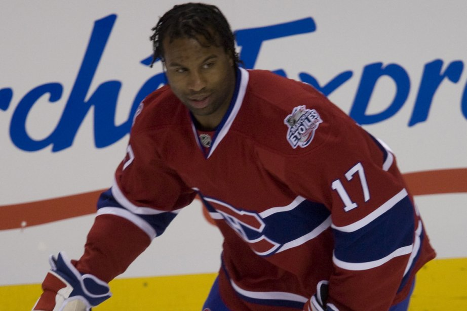 Georges Laraque... (Photo: André Pichette, La Presse)