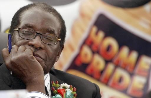 Robert Mugabe... (Photo: Reuters)