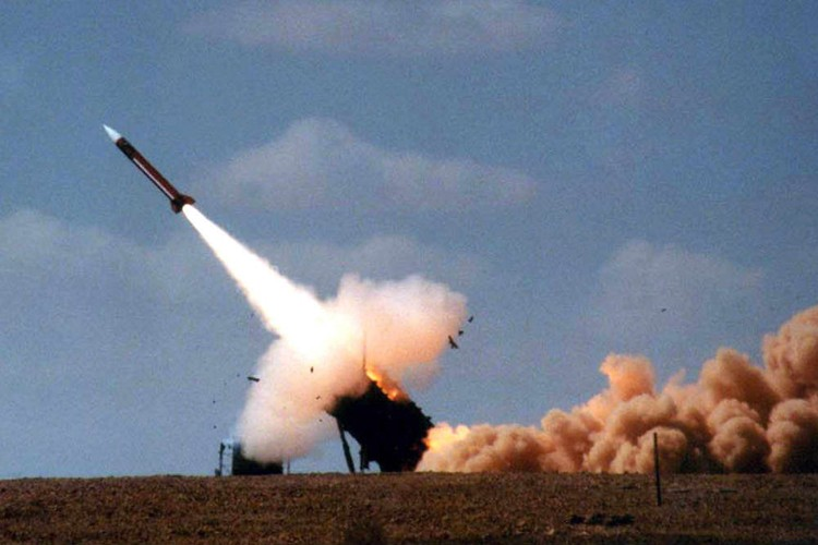 Le Pentagone a effectué avec succès vendredi un test... (Photo: AFP)