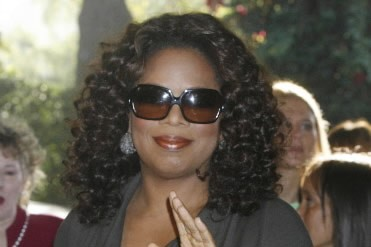 La présentatrice vedette Oprah Winfrey s'est investie dans la... (Photo: Reuters)
