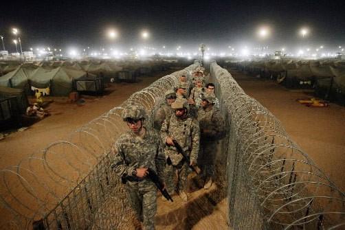 Le président américain George W. Bush a annoncé samedi que... (Photo: AFP)