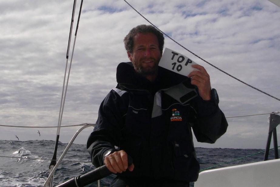 Michel Desjoyeaux...