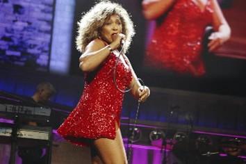 Tina Turner... (Photo: Bloomberg News)
