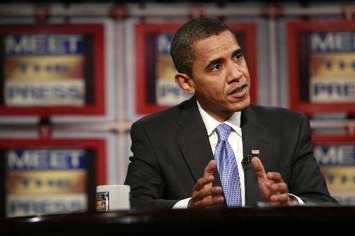 Le président élu Barack Obama à l'émission «meet... (Photo: Reuters)