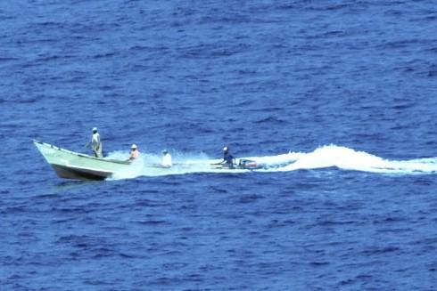 Les pirates ont une fois de plus attaqué... (Photo: AP)
