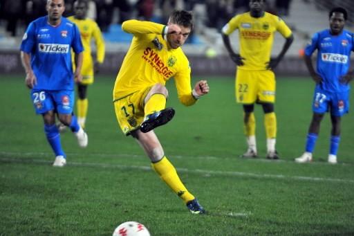 À la surprise générale, Lyon a perdu face... (Photo: AFP)