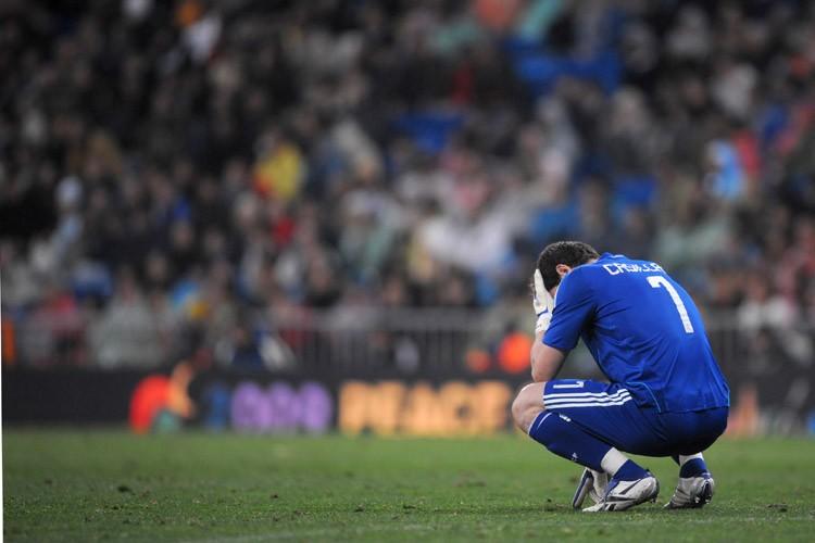 Le Real Madrid, qui avait réussi à revenir à 3-3 après avoir été... (Photo: AFP)