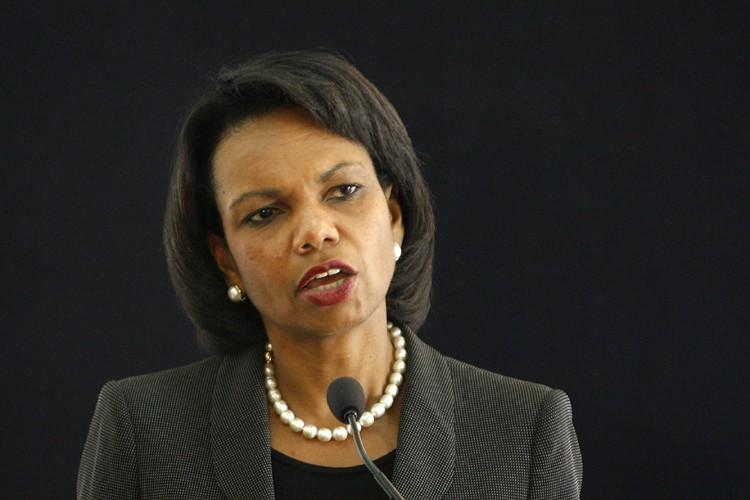 La secrétaire d'Etat américaine Condoleezza Rice a déclaré... (Photo: Reuters)