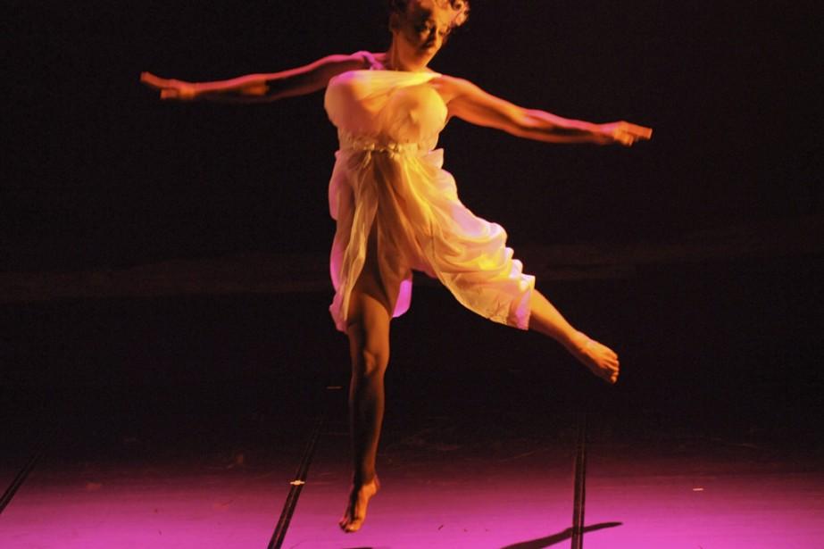 Dans ce nouveau spectacle multidisciplinaire, Dulcinée Langfelder nous... (Photo: Communications Papineau Couture)