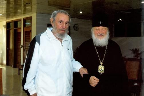 Fidel Castro... (Photo: AP)