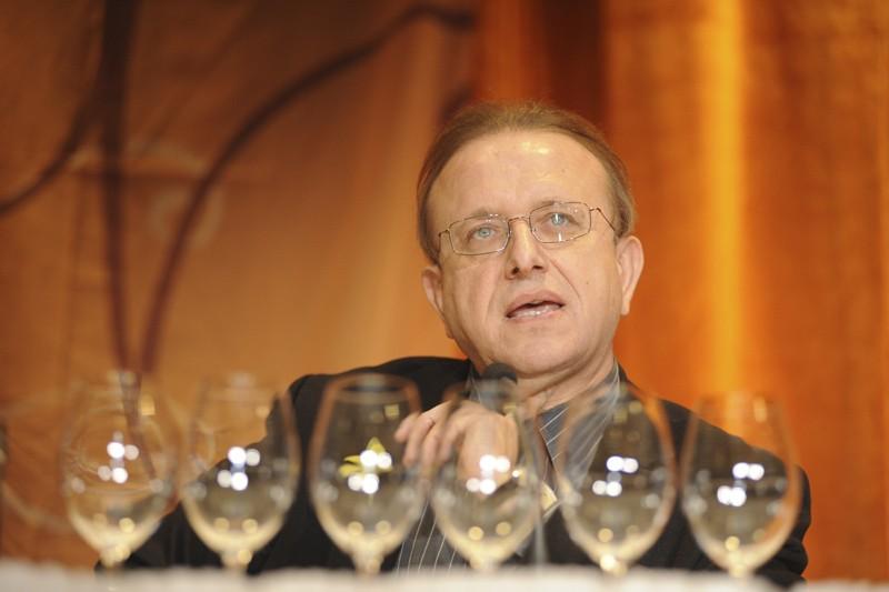 Richard Geoffroy, oenologue pour la maison Dom Pérignon... (Photo fournie par Montréal Passion vin)