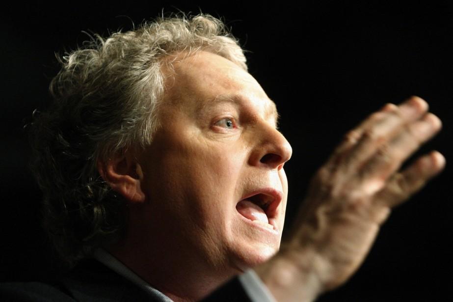Si la tendance se maintient, Jean Charest sera à la tête d'un... (Photo Reuters)