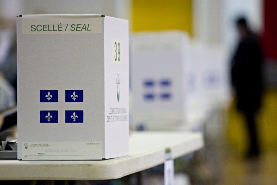 Les électeurs de la circonscription... (Photo: François Roy, Archives La Presse)